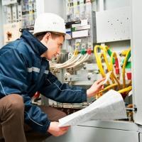 Comissionamento de instalação elétrica