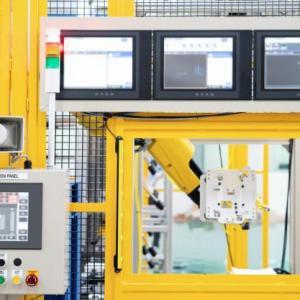 Automação de maquinas e equipamentos