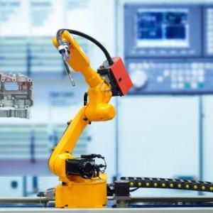 Automação de maquinas industriais