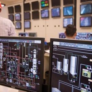 Serviços de automação industrial